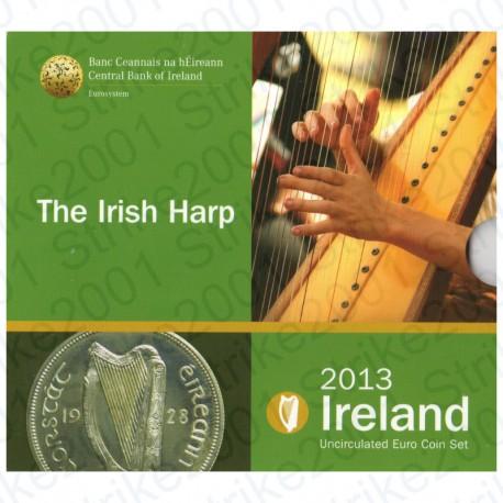 Irlanda - Divisionale 2013 FDC