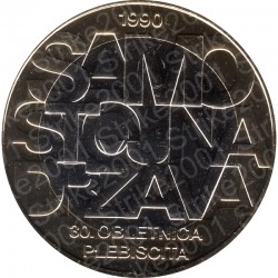 Slovenia - 3€ 2020 FDC Indipendenza Slovenia
