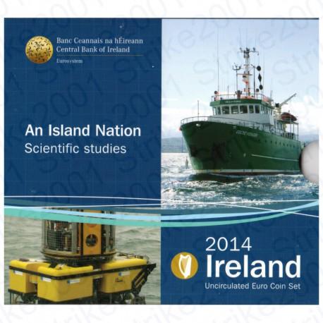 Irlanda - Divisionale 2014 FDC