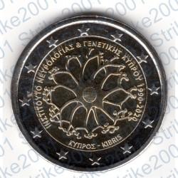 Cipro - 2€ Comm. 2020 FDC Neurologia e Genetica