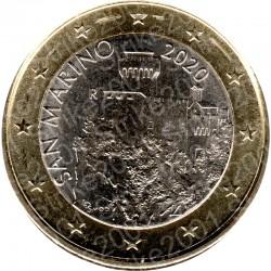 San Marino 2020 - 1€ FDC