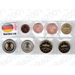 Germania - Blister 2021 FDC