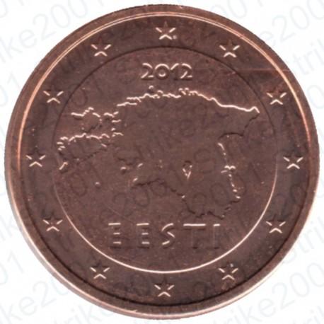 Estonia 2012 - 2 Cent. FDC