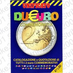 Catalogo Unificato 2 Euro Comm. 2021