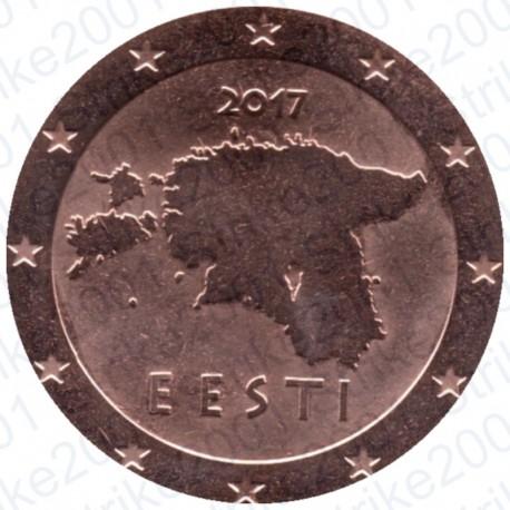 Estonia 2017 - 5 Cent. FDC