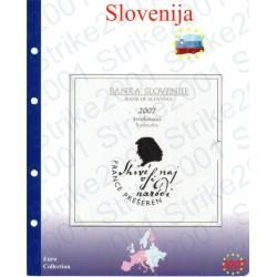Kit Foglio Slovenia Divisionali