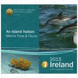 Irlanda - Divisionale 2015 FDC