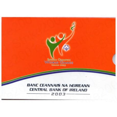 Irlanda - Serie Disabili 2003 FDC