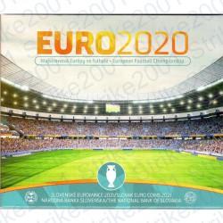 Slovacchia - Divisionale Uefa Euro 2020 FDC