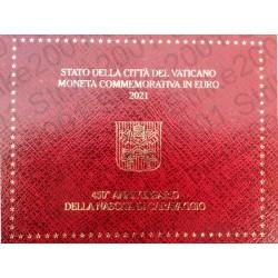 Vaticano - 2€ Comm. 2021 FDC Caravaggio in Folder
