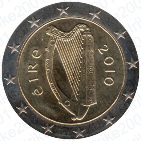 Irlanda 2010 - 2€ FDC