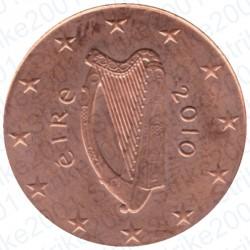 Irlanda 2010 - 5 Cent. FDC