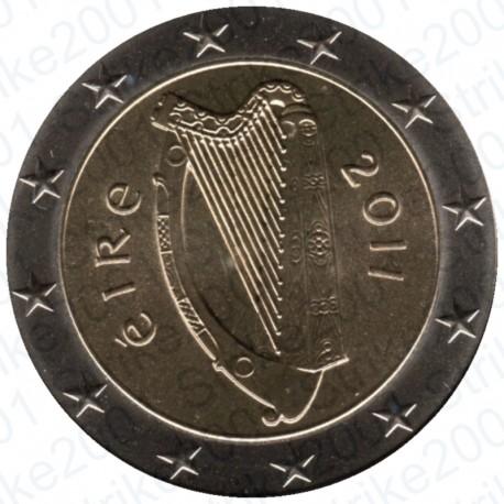 Irlanda 2011 - 2€ FDC