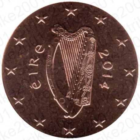 Irlanda 2014 - 5 Cent. FDC