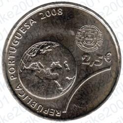 Portogallo - 2,5€ 2008 Olimpiadi Pechino FDC