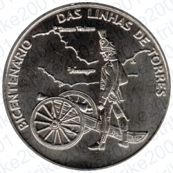 Portogallo - 2,5€ 2010 FDC Torres