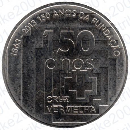 Portogallo - 2,5€ 2013 Croce Rossa FDC