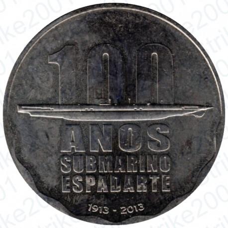 Portogallo - 2,5€ 2013 Sottomarino FDC