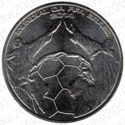 Portogallo - 2,5€ 2014 FDC Mondiali