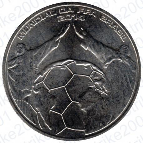 Portogallo - 2,5€ 2014 Mondiali FDC