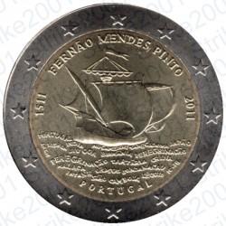 Portogallo - 2€ Comm. 2011 FDC Mendes Pinto