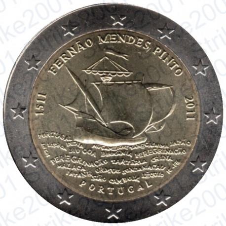 Portogallo - 2€ Comm. 2011 Mendes Pinto FDC
