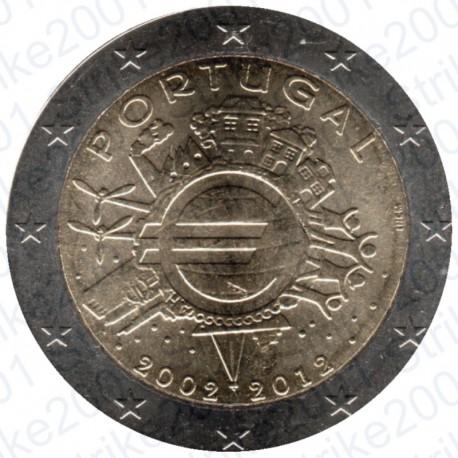 Portogallo - 2€ Comm. 2012 Anniversario FDC