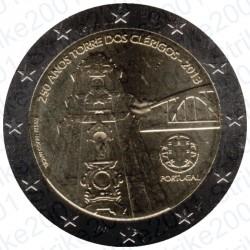 Portogallo - 2€ Comm. 2013 FDC Torre