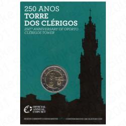Portogallo - 2€ Comm. 2013 FDC Torre  in Folder