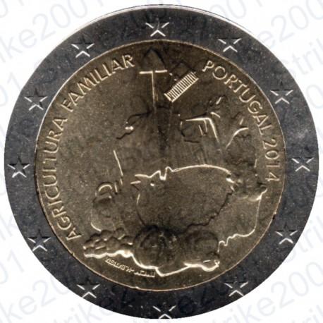 Portogallo - 2€ Comm. 2014 Agricoltura FDC