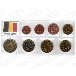 Belgio - Blister 2010 FDC