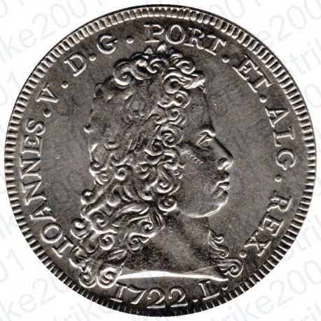 Portogallo - 5€ 2012 Re John V FDC