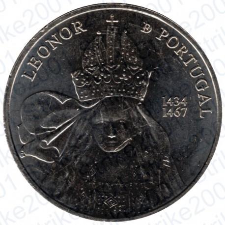 Portogallo - 5€ 2014 Eleonora FDC