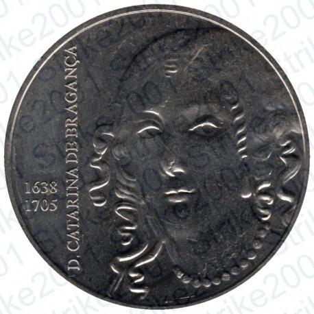 Portogallo - 5€ 2016 Regina Catarina FDC