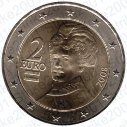 Austria 2008 - 2€ FDC