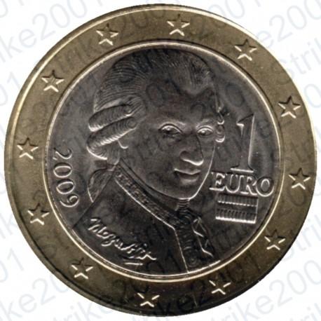 Austria 2009 - 1€ FDC