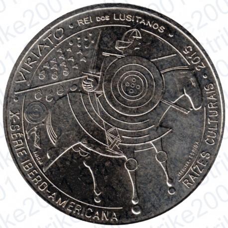 Portogallo - 7,5€ 2015 Viriato FDC
