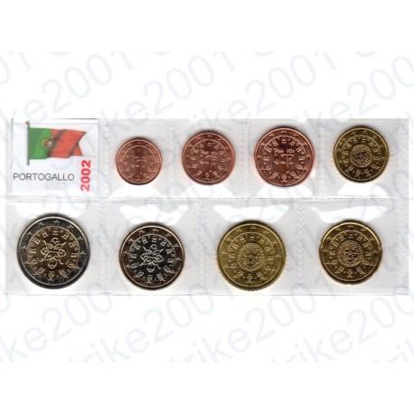 Portogallo - Blister 2002 FDC