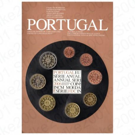Portogallo - Divisionale economica 2006 FDC