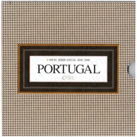 Portogallo - Divisionale Ufficiale 2008 FDC