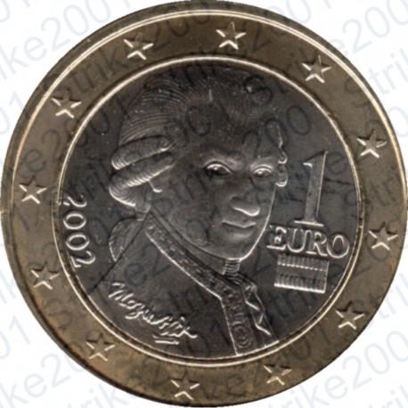 Austria 2002 - 1€ FDC