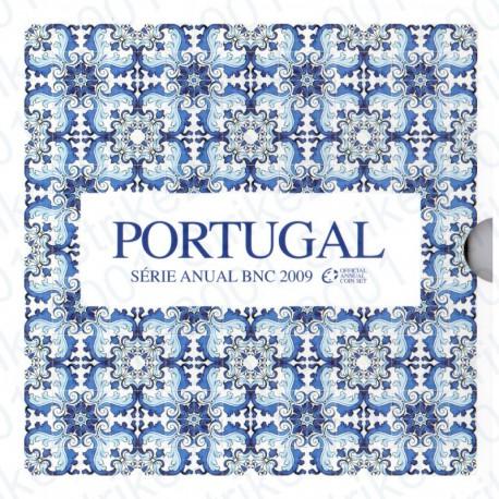Portogallo - Divisionale Ufficiale 2009 FDC