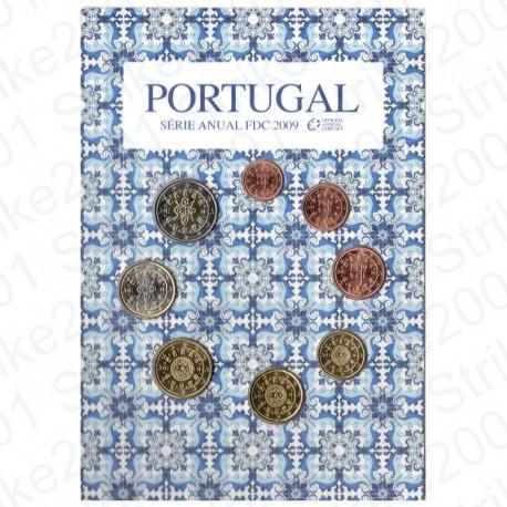 Portogallo - Divisionale economica 2009 FDC