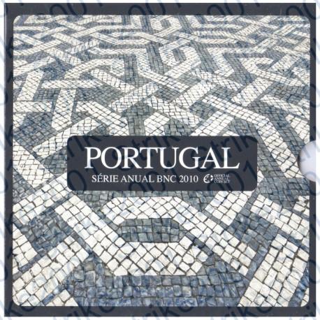 Portogallo - Divisionale Ufficiale 2010 FDC