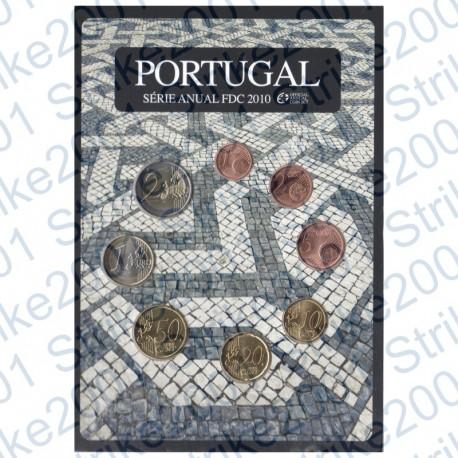 Portogallo - Divisionale economica 2010 FDC