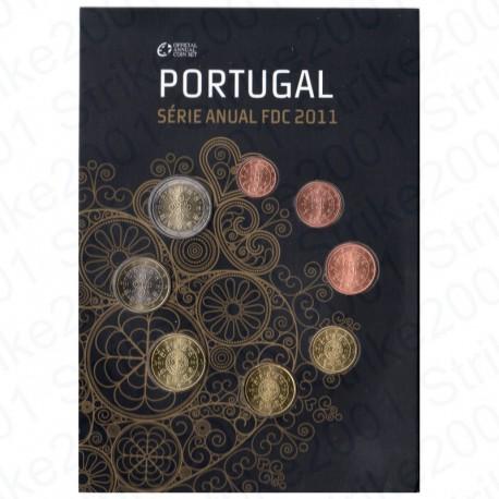 Portogallo - Divisionale economica 2011 FDC