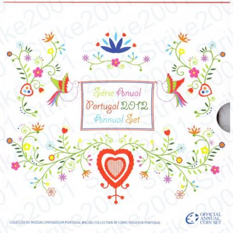 Portogallo - Divisionale Ufficiale 2012 FDC