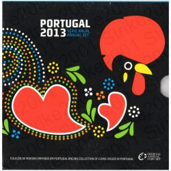 Portogallo - Divisionale Ufficiale 2013 FDC