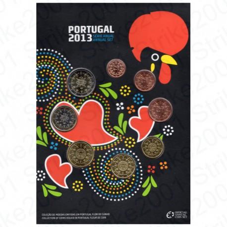 Portogallo - Divisionale economica 2013 FDC