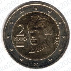 Austria 2002 - 2€ FDC